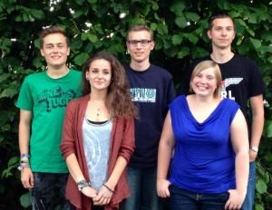 Vorstand Grüne Jugend Rhein-Sieg